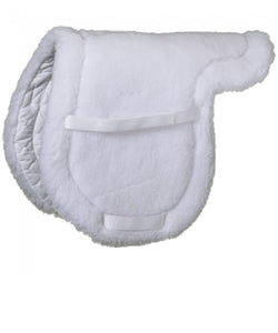YOUTH ALL PURPOSE QUILTED BOTTOM FLEECE ENGLISH PAD- STYLE #30-215