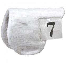 EQUIROYAL FLEECE ENGLISH NUMBER PAD- STYLE #30-907