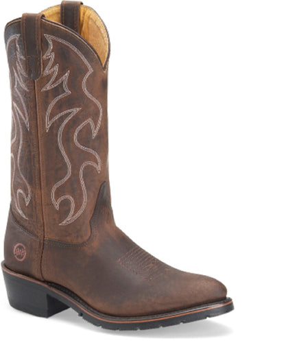 Double H Men's Work Western Robert Boot- Style #3282