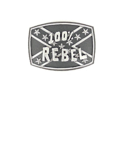 M&F WESTERN 100% REBEL BUCKLE- STYLE #37032