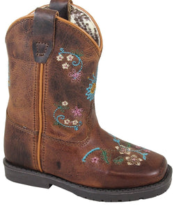 SMOKY MOUNTAIN GIRLS' FLORALIE BOOT- STYLE #3833T