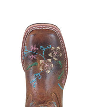 Smoky Mountain Children's Floralie Leather Boot- Style #3843C
