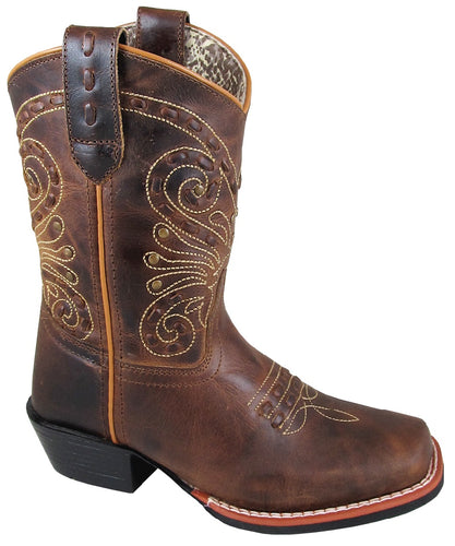 Smoky Mountain Children's Shelby Leather Boot- Style #3853C