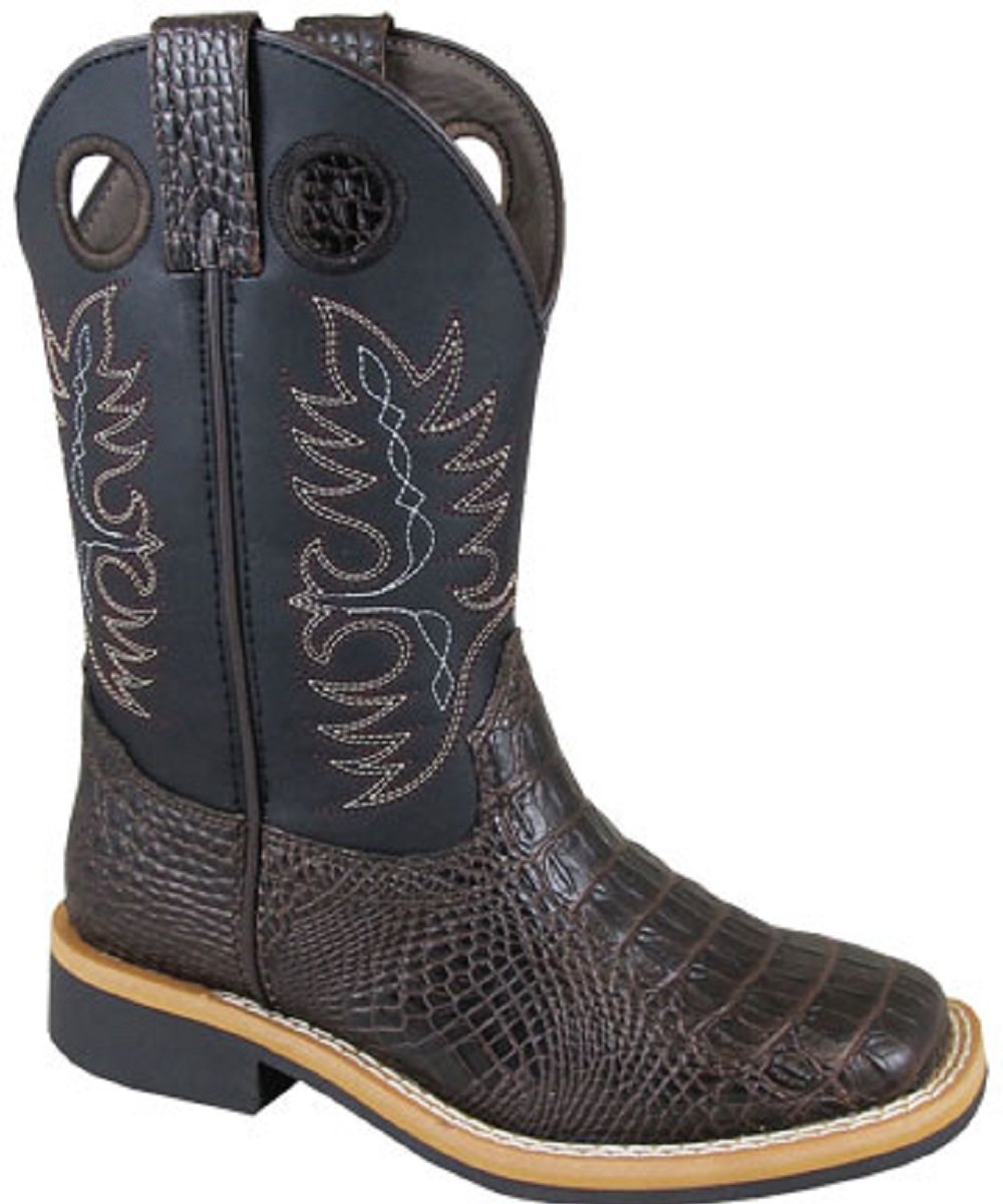 a9fac8083d2 SMOKY MOUNTAIN CHILDREN'S GATOR PRINT BOOT- STYLE #3873C