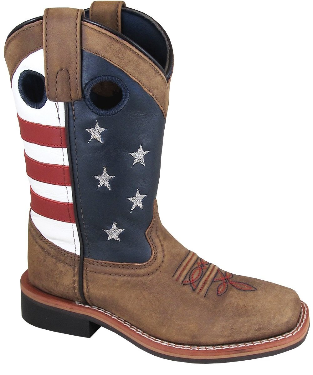 Smoky Mountain Youth Stars & Stripes Boot- Style #3880Y