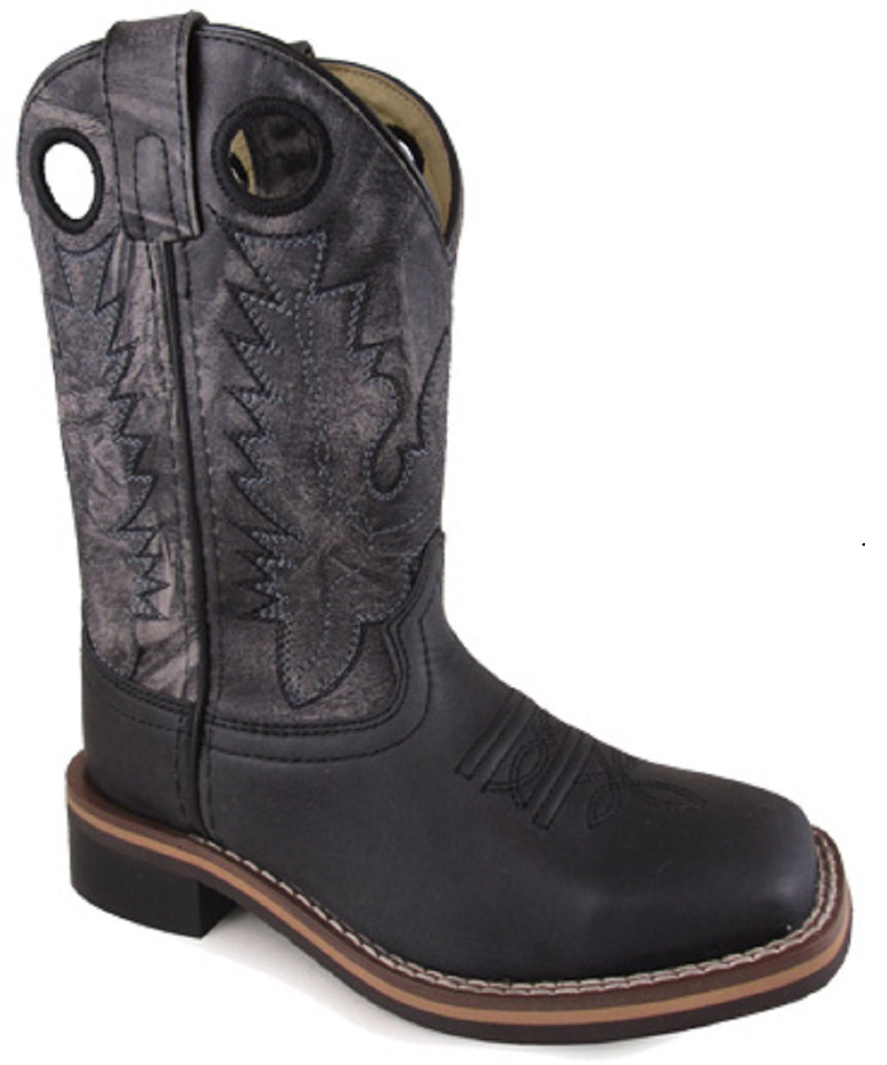 Smoky Mountain Youth Leather Duke Boot- Style #3912Y