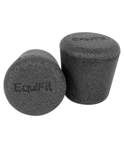 EQUIFIT SILENT FIT EAR PLUGS - STYLE #IR 40057 BK