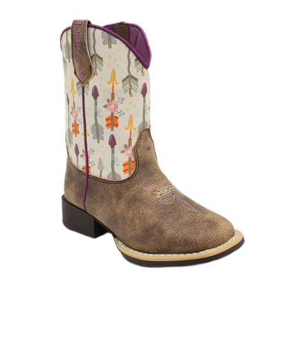 M&F Western Toddler Twister Hannah Boot- Style #4413402