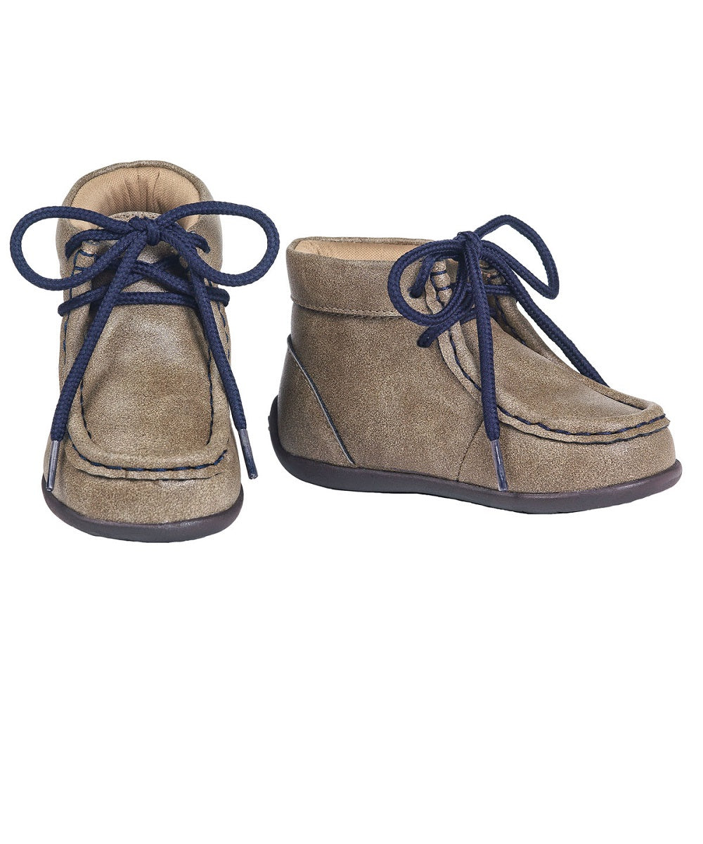 M&F Western Double Barrel Kids 'Smith Casual Shoe - Estilo # 4442702