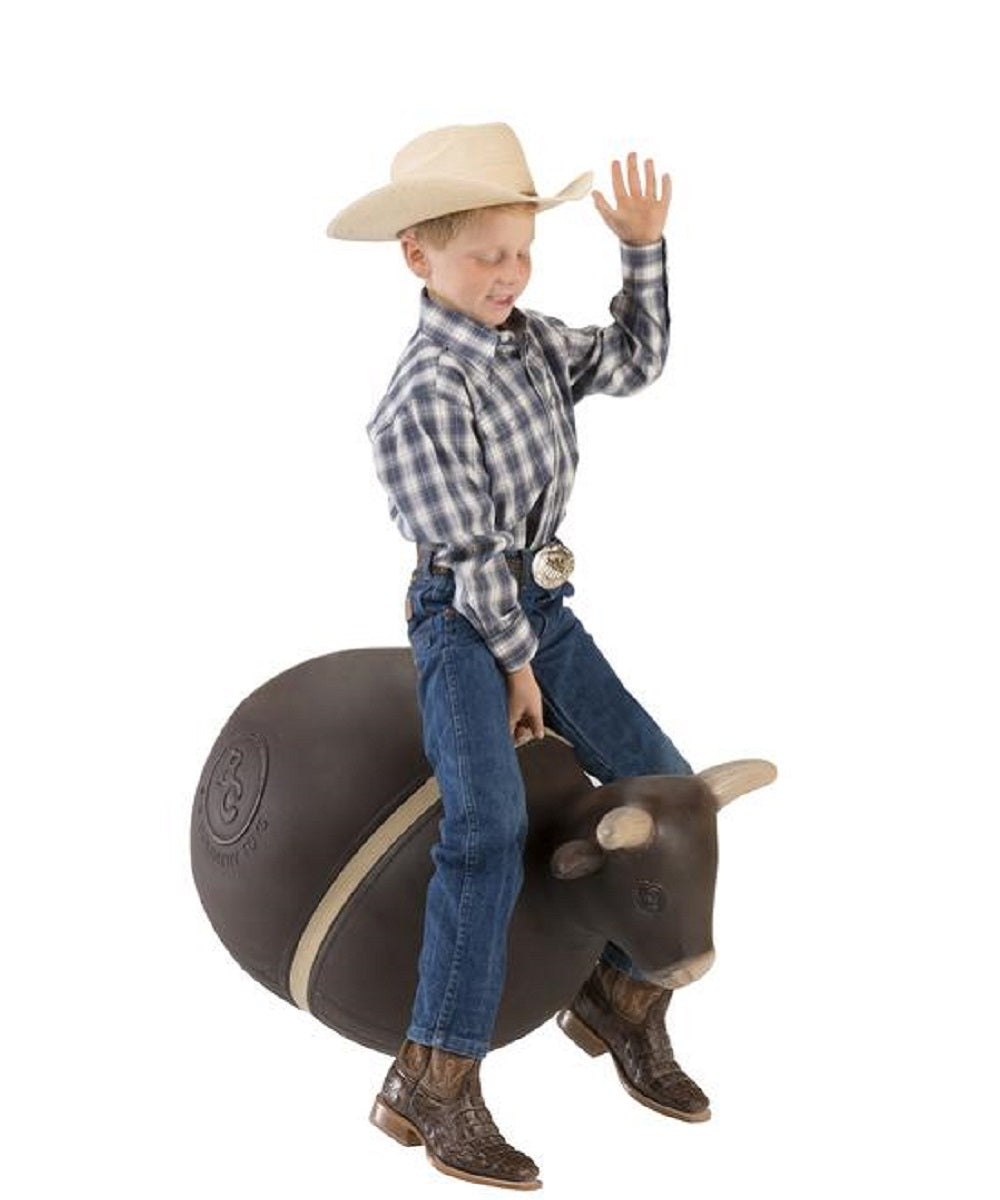 Big Country Farm Toys Kids' Bouncy Bull- Style #444