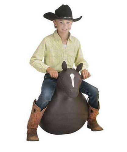Big Country Farm Toys Kids' Bouncy Horse- Style #445