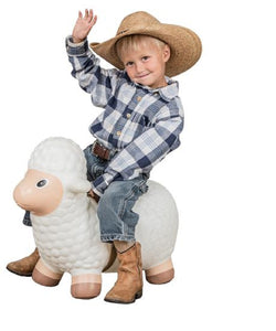 Big Country Farm Toys Kids' Lil Bucker Mutton Buster- Style #471