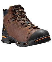 "Timberland Men's Pro Endurance 6"" Steel Toe Work Boot- Style #47591"