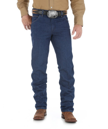 Wrangler Men's Premium Performance Cowboy Cut Regular Fit Extended Size Jean- Style #47MWZPWXW