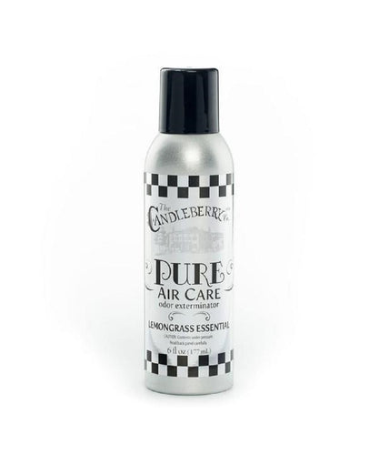 Candleberry Lemongrass Pure Air Care Room Spray- Style #50076