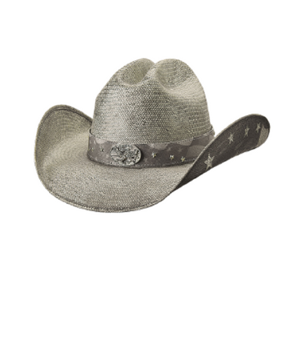Bullhide Hats Land of Freedom Straw Hat- Style #5013