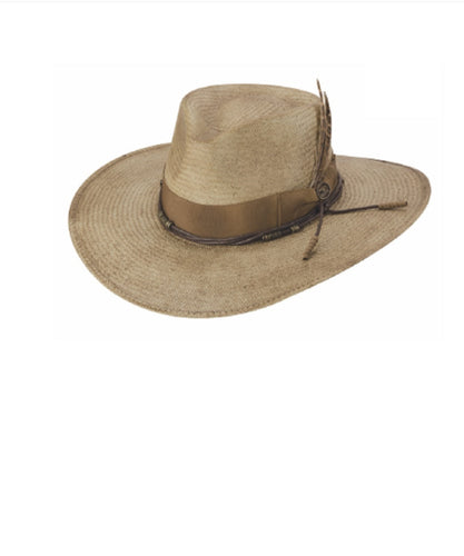 Bullhide Hats Race For Love Straw Hat- Style #5038