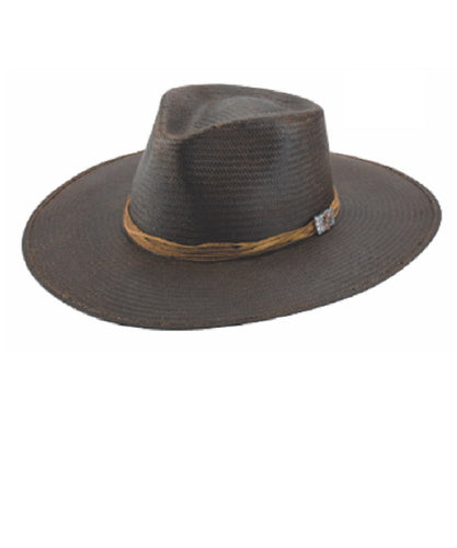 Bullhide Hats Riverview Town Straw Hat- Style #5039