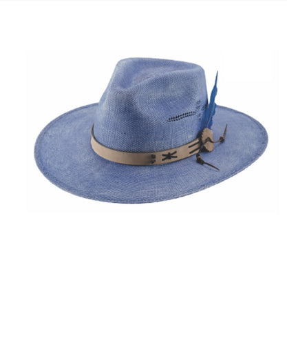 Bullhide Hats Chasing Summer Straw Hat- Style #5041VID