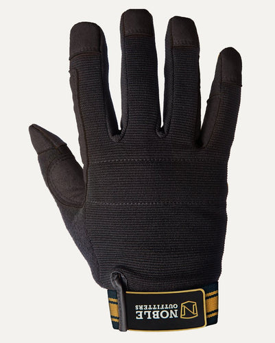 NOBLE OUTFITTERS OUTRIDER GLOVE- STYLE #51000 BLK