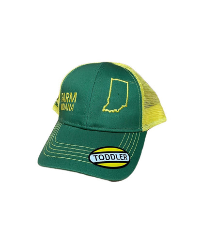 John Deere Toddler Farm Indiana Cap- Style #5308054IN