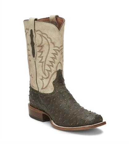 Tony Lama Men's Augustus Saddle Boot- Style #6091