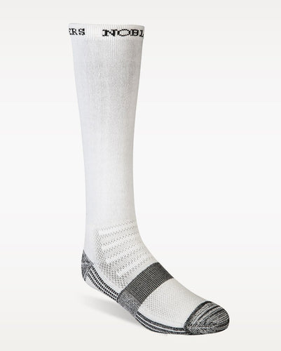 Noble Outfitters Best Dang Boot Sock- Style #61001 WHT