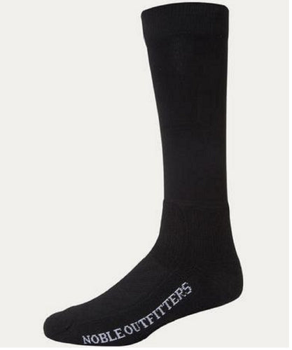 NOBLE OUTFITTERS ULTRATHIN PERFORMANCE BOOT SOCKS - STYLE #61006