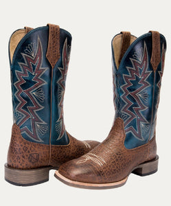 NOBLE OUTFITTERS MEN'S RENEGADE SQUARE TOE BOOTS - STYLE #65027