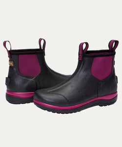 "NOBLE OUTFITTERS WOMEN'S MUDS 6"" DARK PLUM - STYLE #66003"