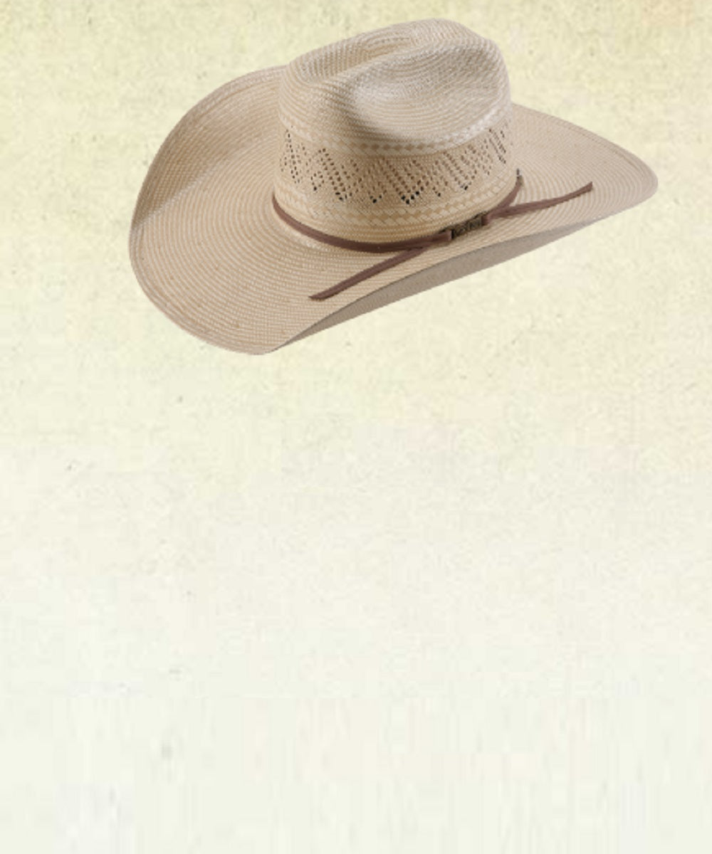 American Hat Co. Straw Hat- Style #6600