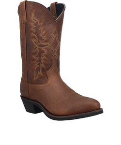 Laredo Men's Saw Mill Leather Boot- Style #68494