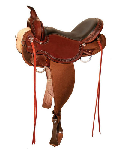 HIGH HORSE DAISETTA CORDURA TRAIL SADDLE - STYLE #6914-1601-05