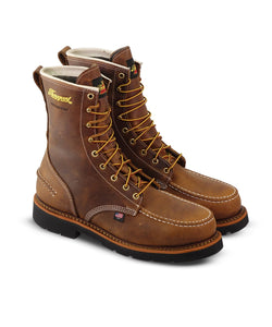 Thorogood Men's 1957 Series Waterproof Crazyhorse Steel Toe Work Boot- Style #804-3898