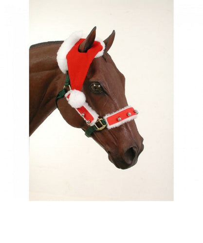 One Ear Horse Santa Hat- Style #87-92