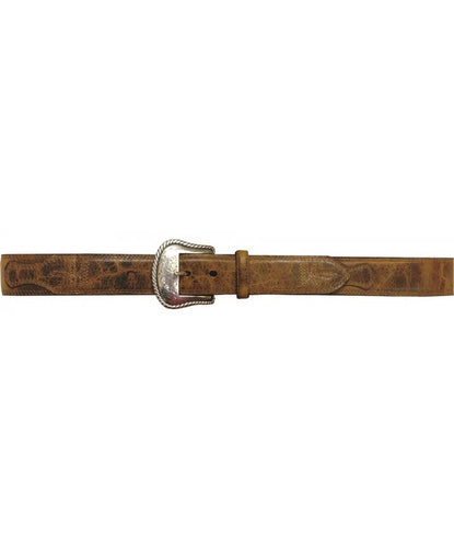 GEM DANDY MEN'S DAN POST PADDED STITCHED BELT- STYLE #9123500