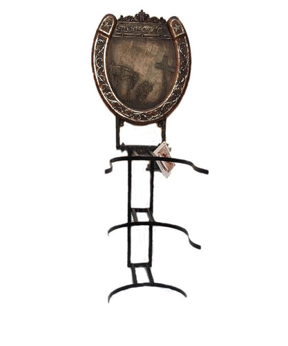 M&F WESTERN COWBOY PRAYER HAT RACK- STYLE #94710