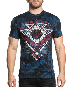Affliction Men's Chris Kyle Calibrated Tee- Style #A19235