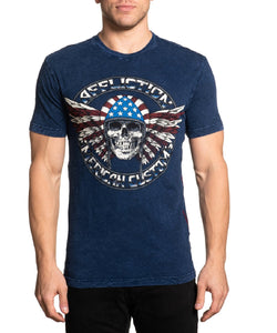 Affliction Men's Interstate Tee- Style #A22411