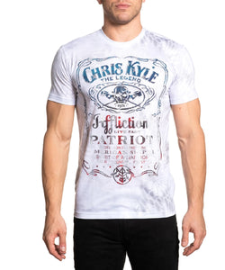 Affliction Men's Chris Kyle Coronado Tee- Style #A22415