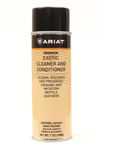 M&F Western Ariat Exotic Cleaner & Conditioner- Style #A27020