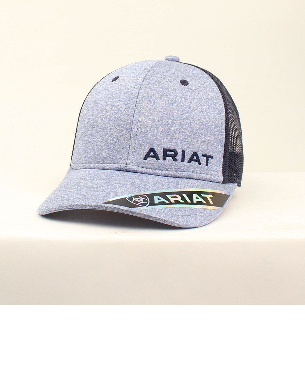 M&F Western Ariat Heathered Cap- Style #A300004903