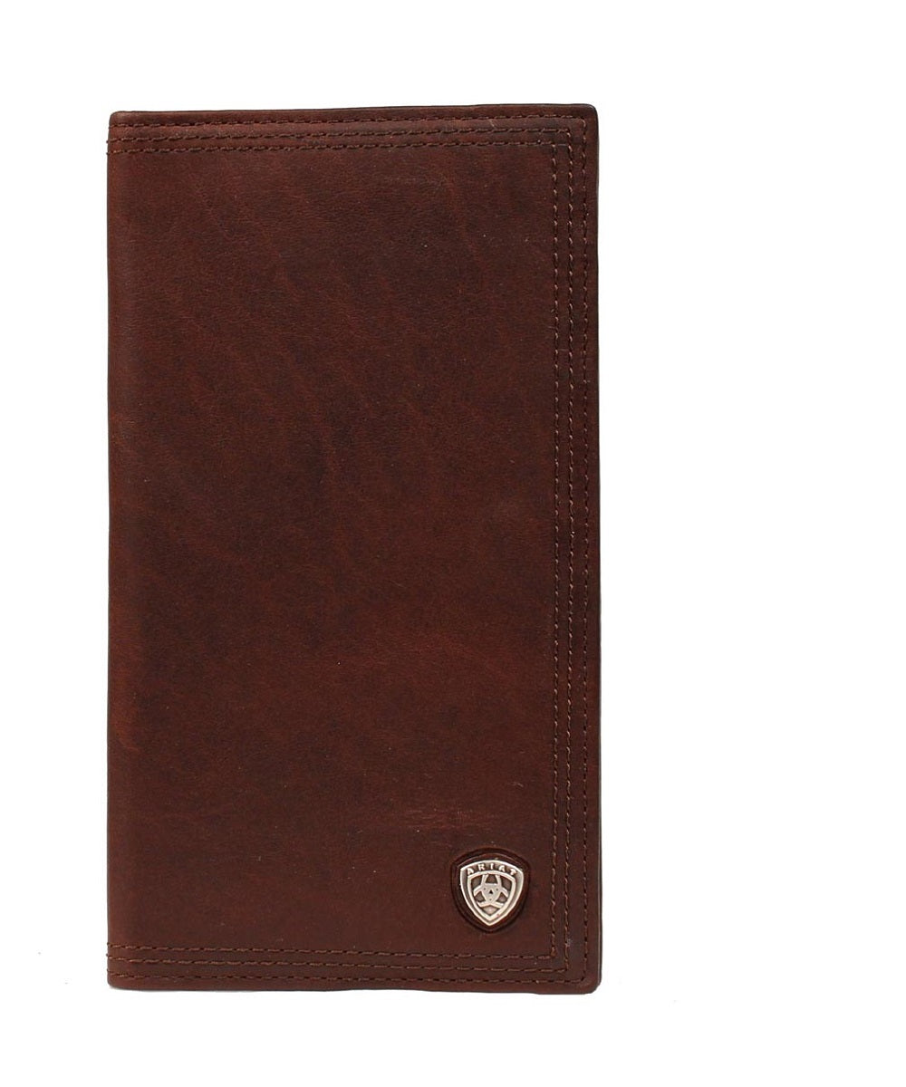 M&F Western Men's Ariat Performance Work Rodeo Wallet- Style #A35118283