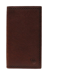 M&F Western Men's Ariat Premium Brand Rodeo Wallet- Style #A35126283