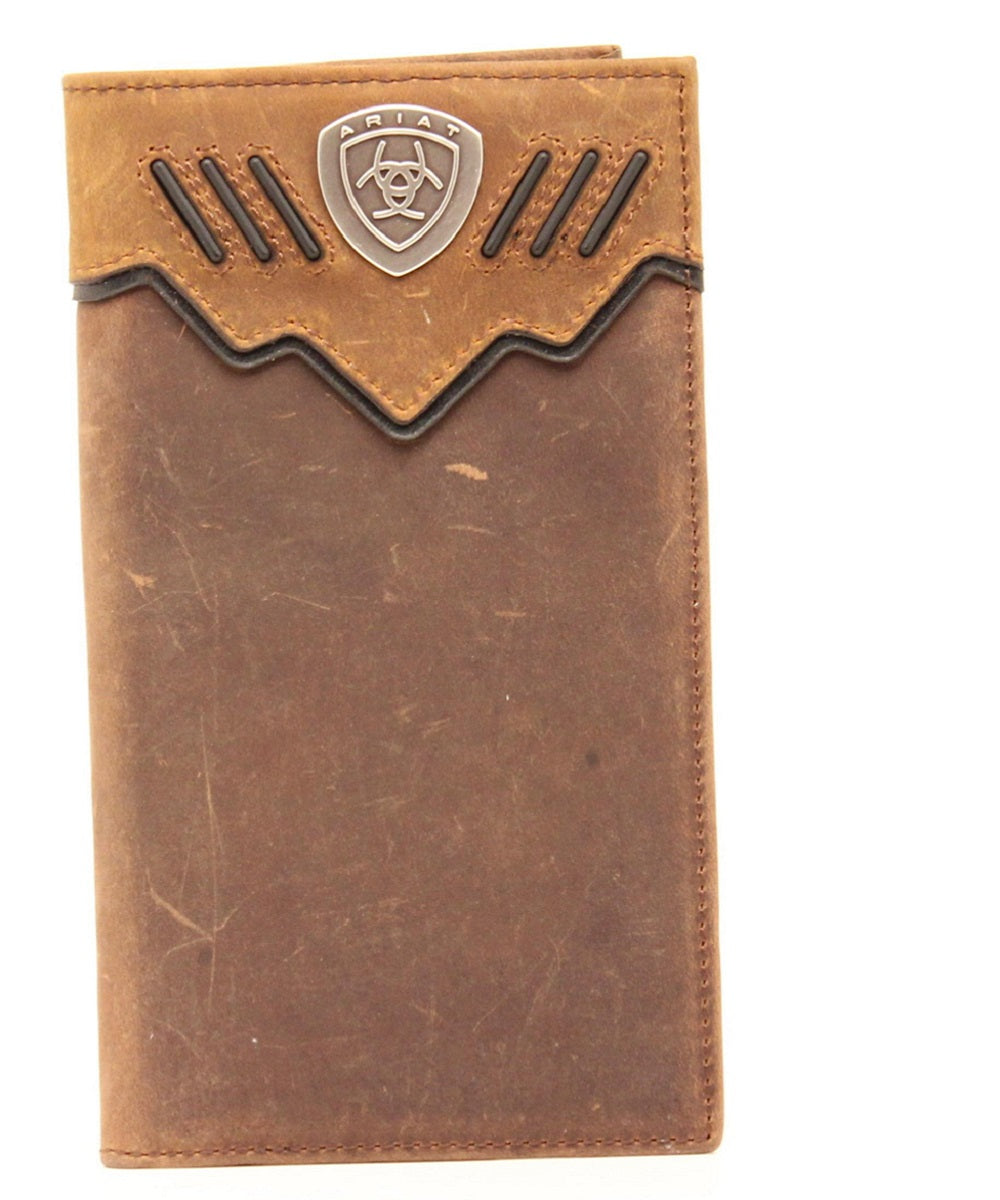 M&F Western men's ariat Premium Rodeo Wallet-Style #A3520844