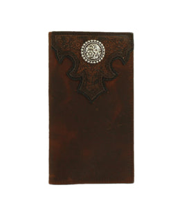M&F Western Men's Ariat Premium Rodeo Wallet- Style #A3530802