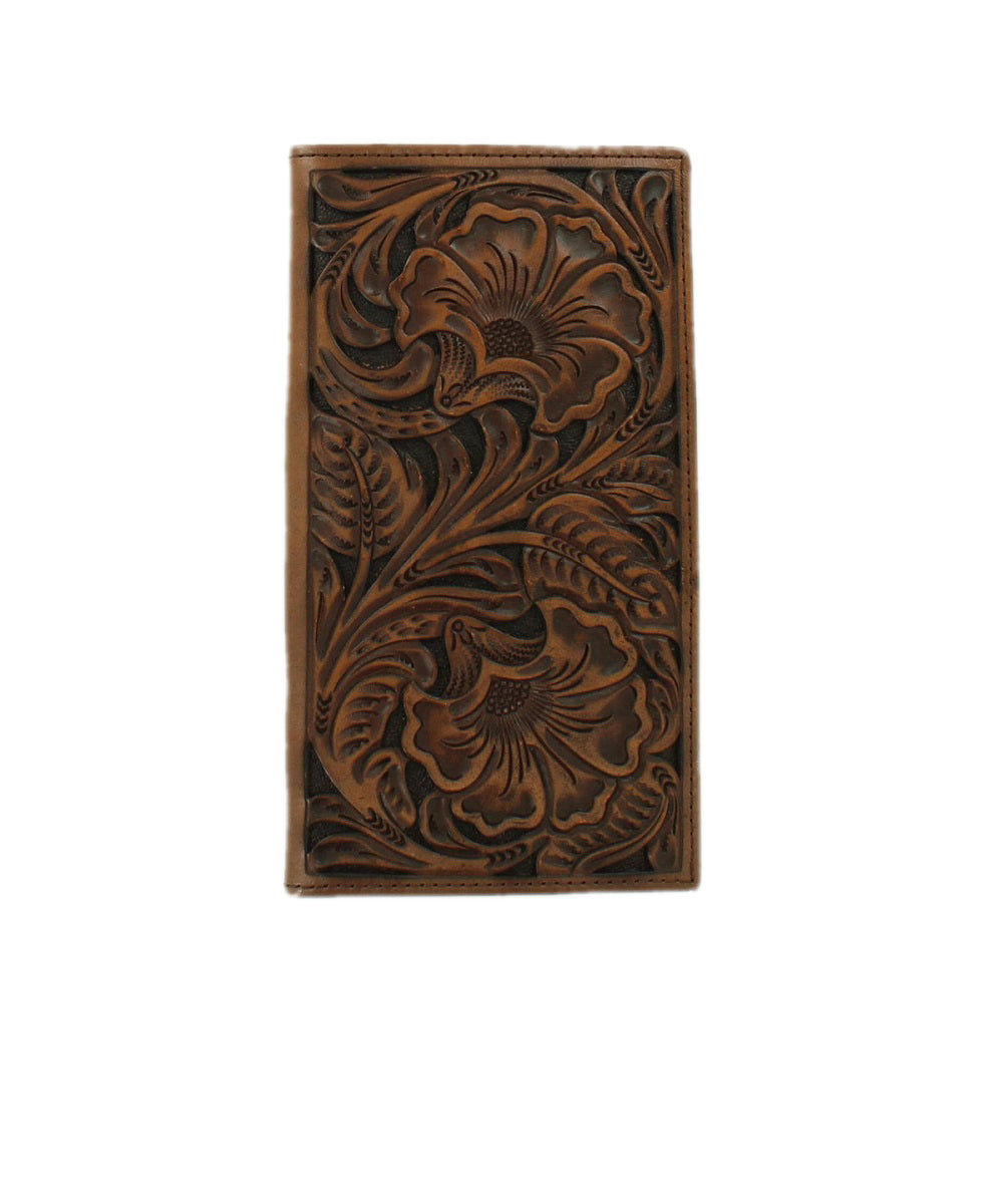M&F Western Men's Ariat Premium Rodeo Wallet- Style #A3532802