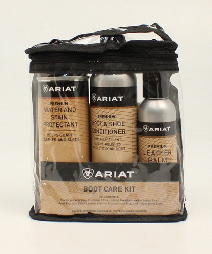 M&F Western Ariat Boot Care Kit- Style #A27030