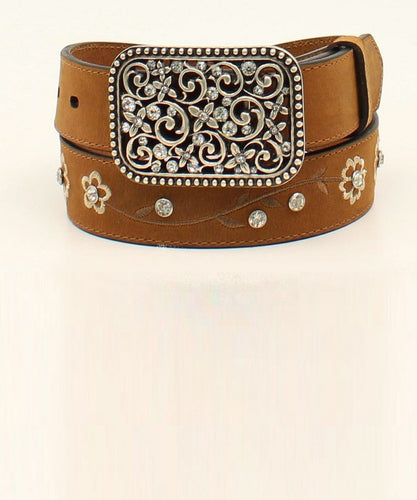 M&F Western Girls' Ariat Fashion Belt- Estilo #A1301644