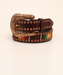 M&F Western Women's Ariat Serape Fashion Belt- Style #A1526097